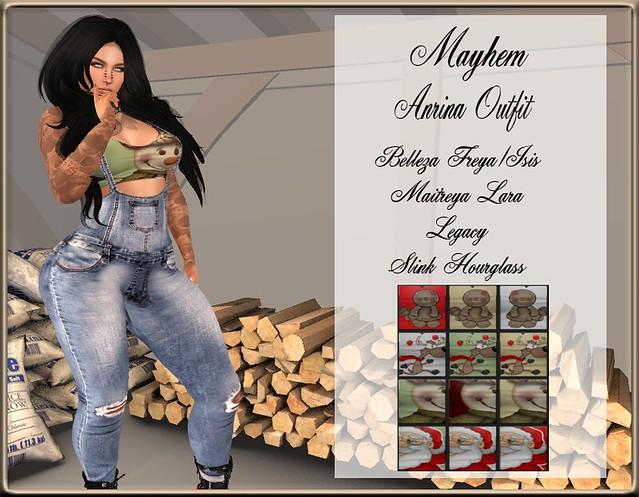 Mayhem Anrina Outfit AD