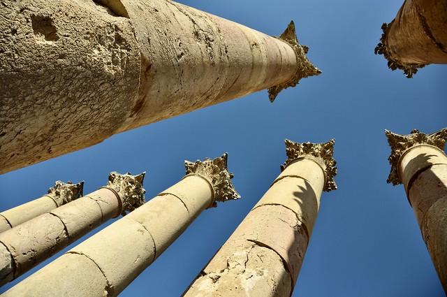 Jerash, Jordanie