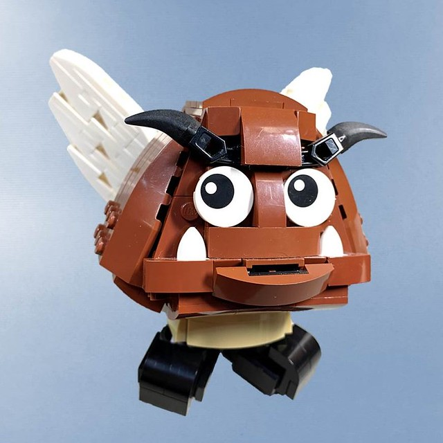 Goomba with wing