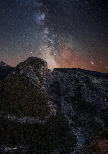 Canyon to the stars