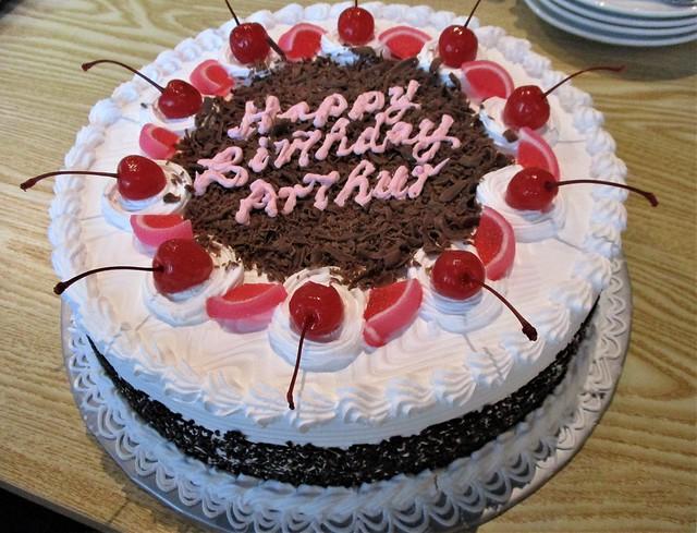 Marcus' blackforest cake