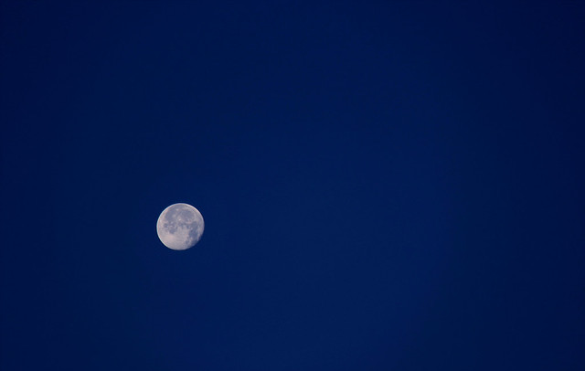 la luna va a menguar