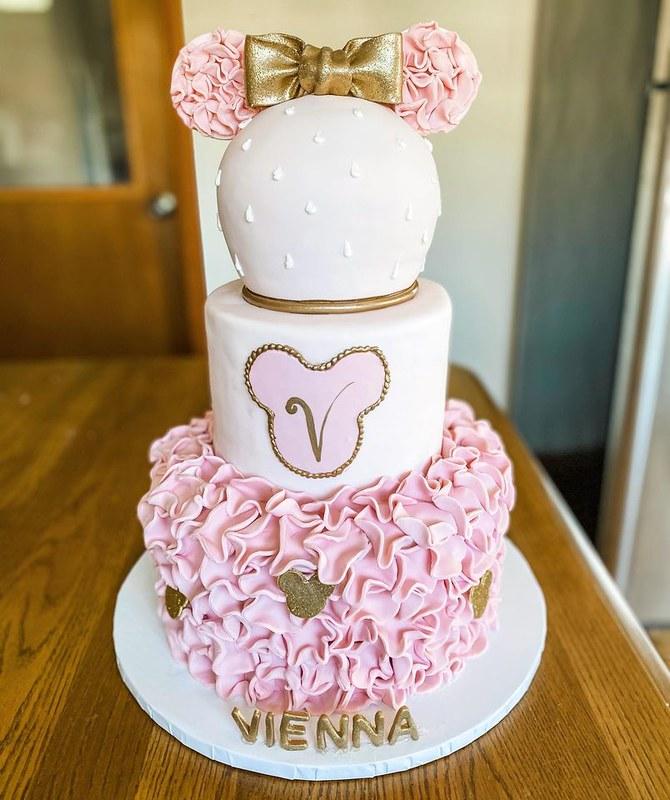 Cake by Amanda's Bakery Co.