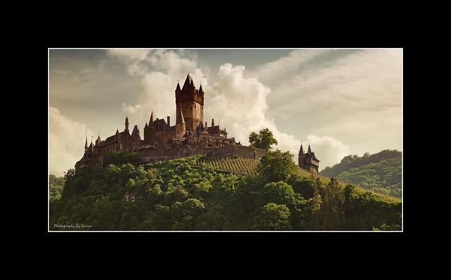 --- Cochem Castle ---