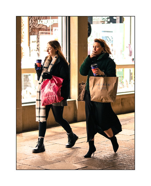 Princes Street Shoppers