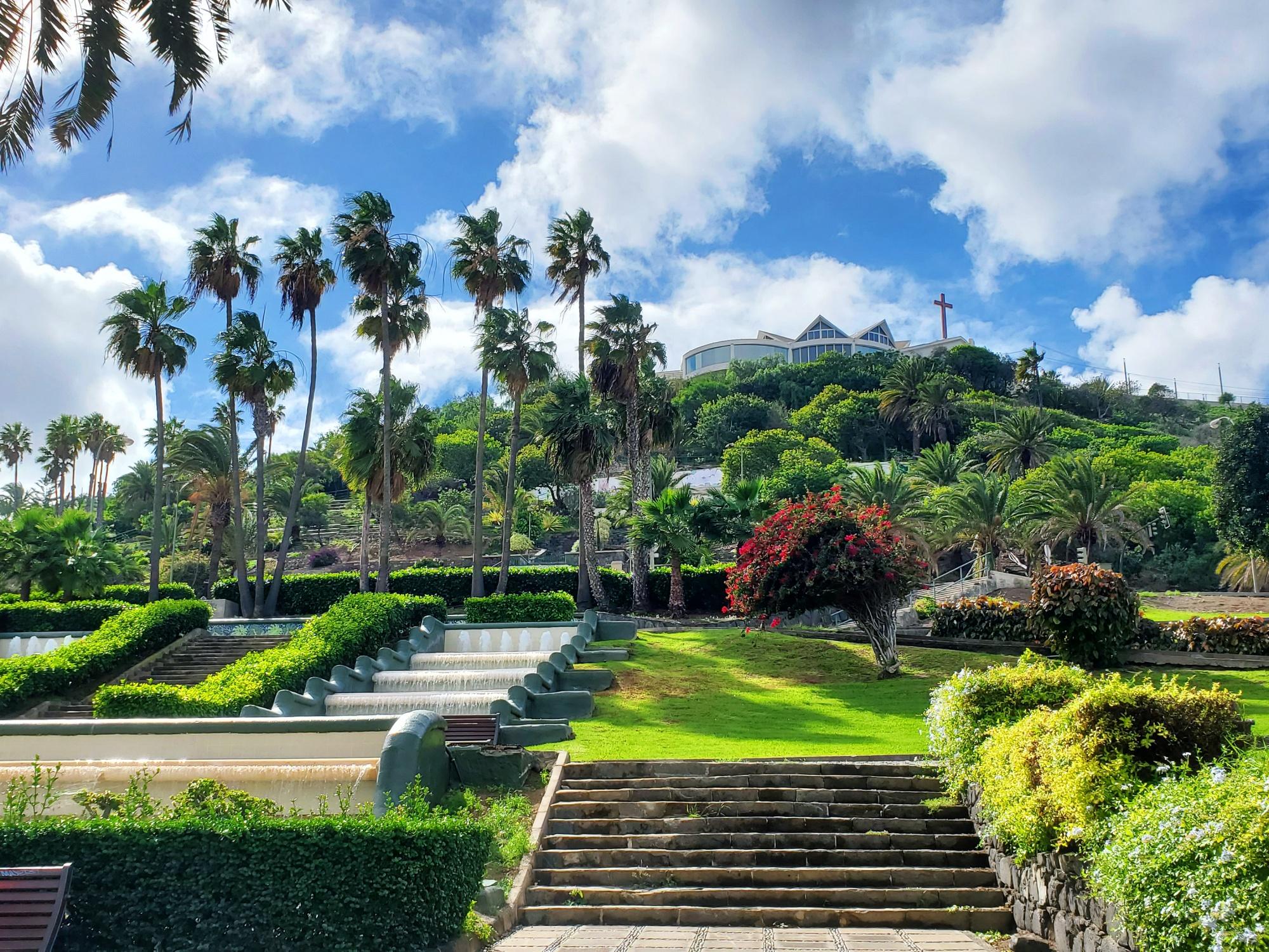 Las Palmas park