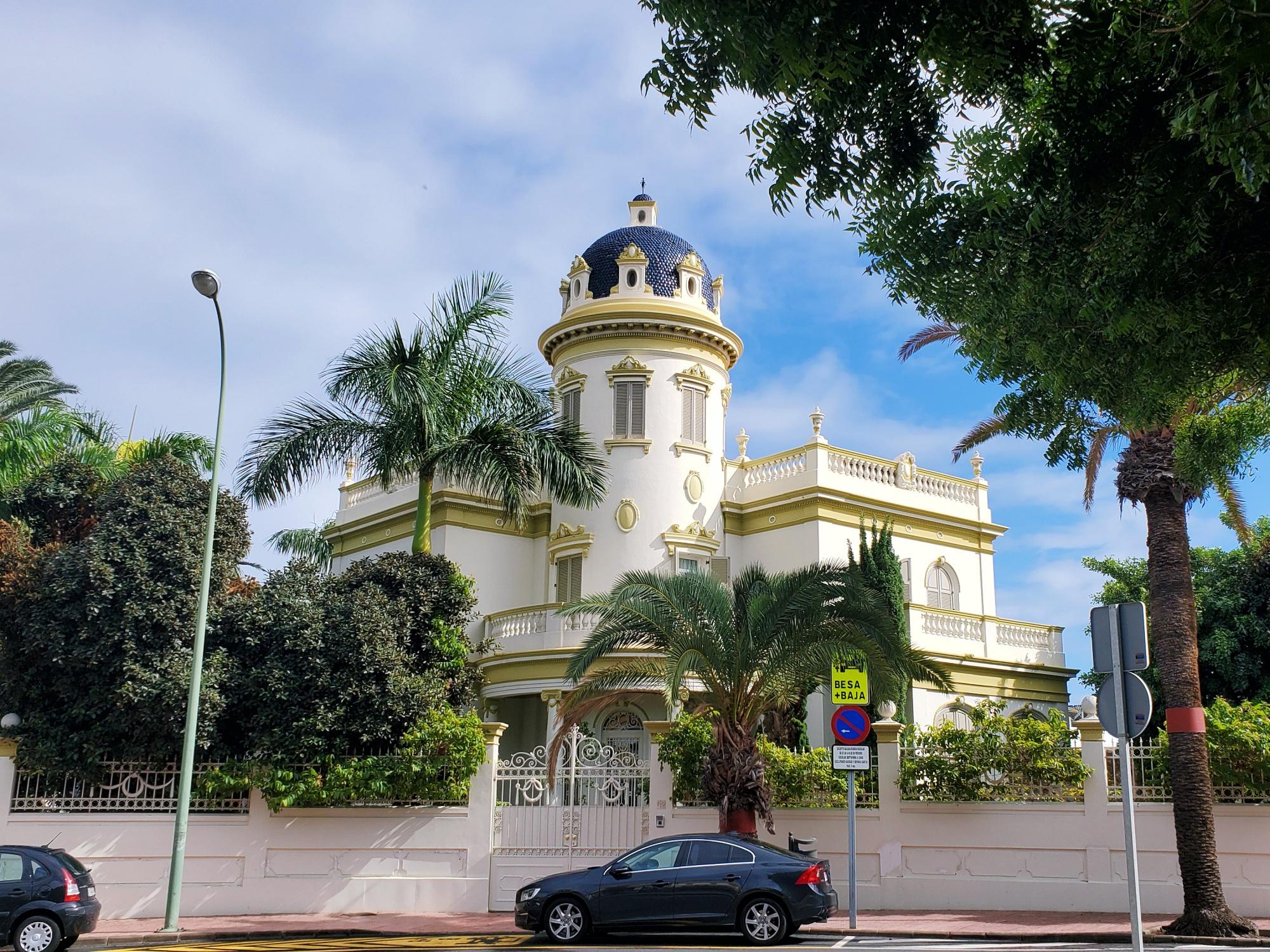 Las Palmas house