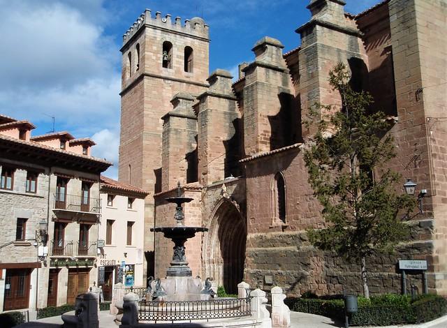 Mora de Rubielos - Ex-Colegiata Santa María la Mayor