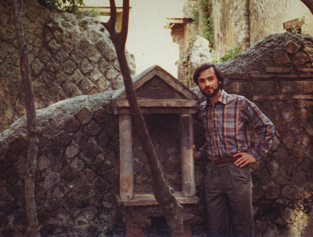 Early Days in Italy,  85?