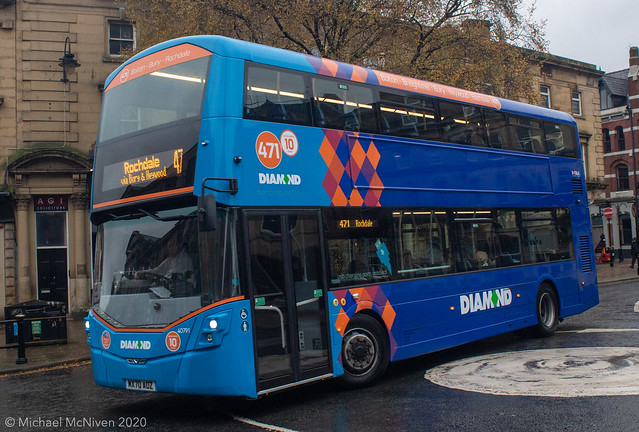 Diamond Bus MX70AOZ