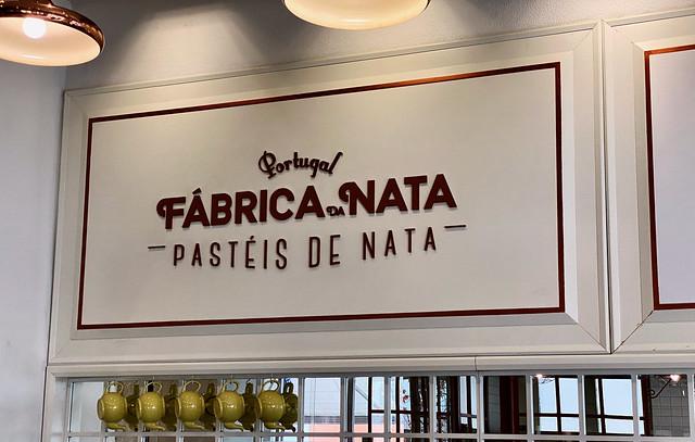 Fábrica da Nata - Pastéis de Nata