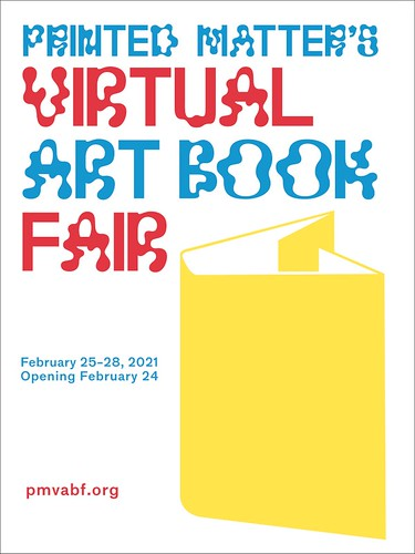 Printed Matter Virtual Book Fair (Feb 2021)