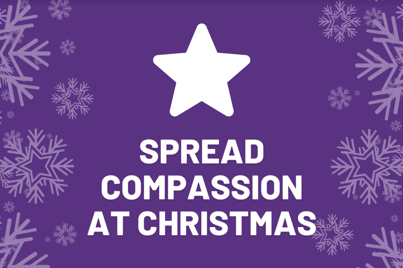 The Compassionate Communities Christmas campaign logo