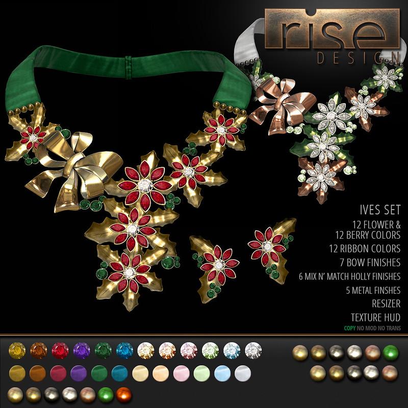 [ rD ] Ives Set @ Fameshed Event December!