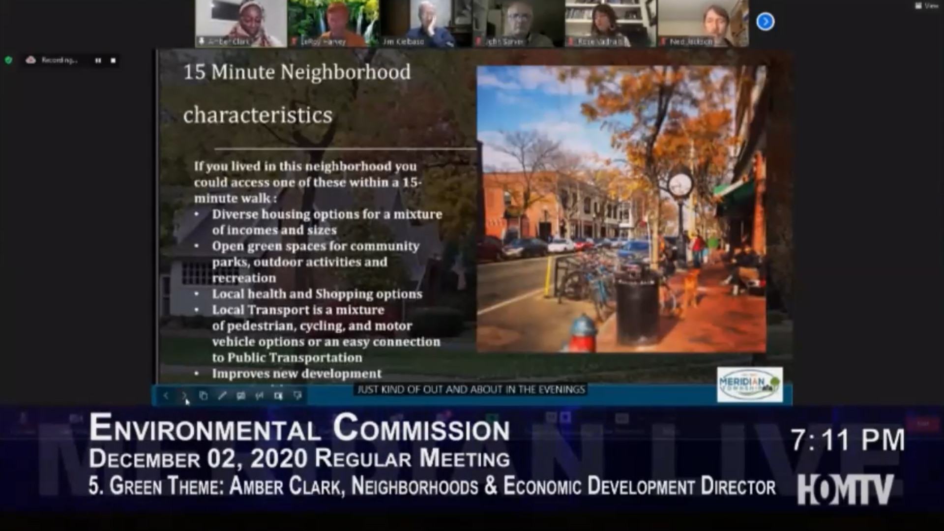 New Neighborhood Development Plan in Meridian Township