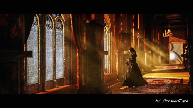 【Skyrim SE】Gothic Serana