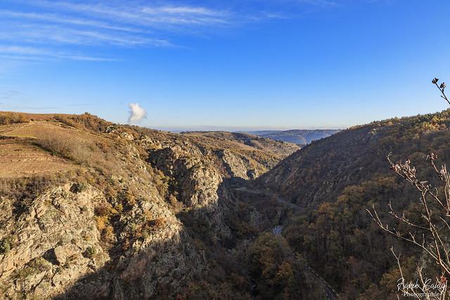 Route de Sarras