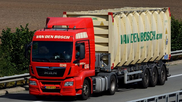 NL - Van den Bosch >0248 1063< MAN TGS LX