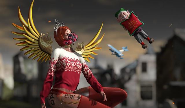 When Santa Forgot His Parachute_069