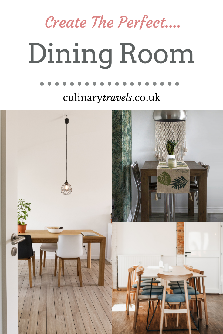 Tips to Create the Perfect Dining Room