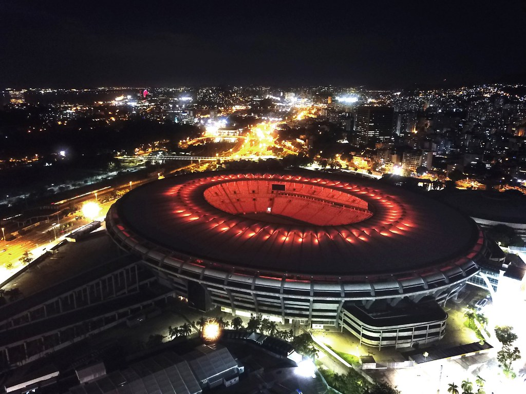 Maracanã football stadium, Brazil