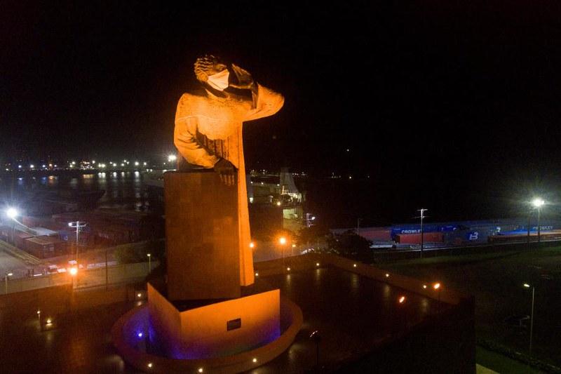 Monumento Montesinos, República Dominicana