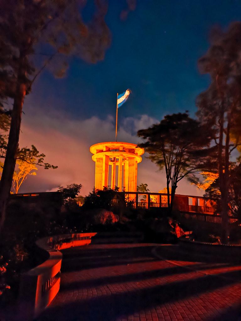 Monumento de la Paz, Honduras