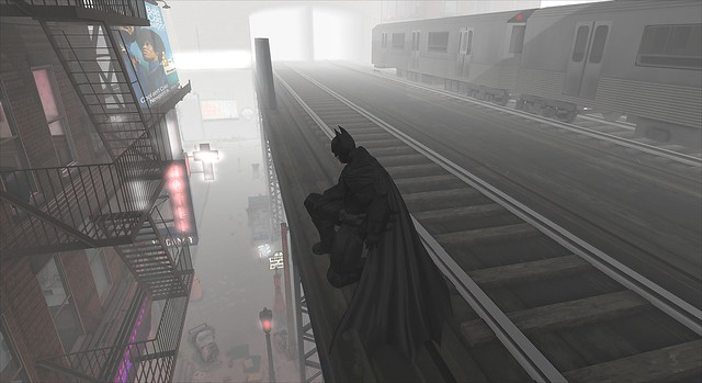 """I am vengeance! I am the night! I am Batman!"""