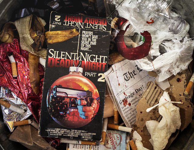 Silent Night, Deadly Night Part 2 VHS