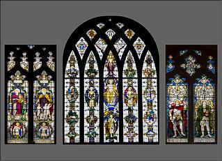 St Marys Church Windows