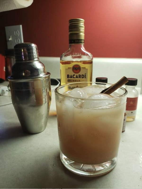 Kim Johnson Mai Tai