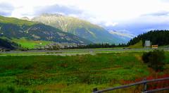 cruzando los Alpes