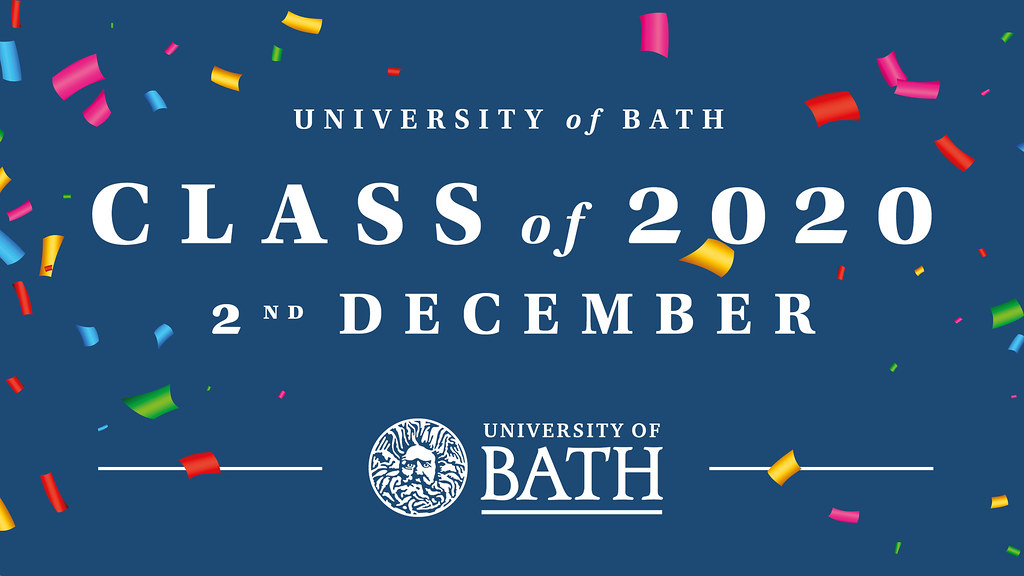 A graphic which says 'Class of 2020'
