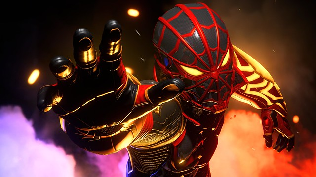 Spider-man Miles Morales - Ready to strike!