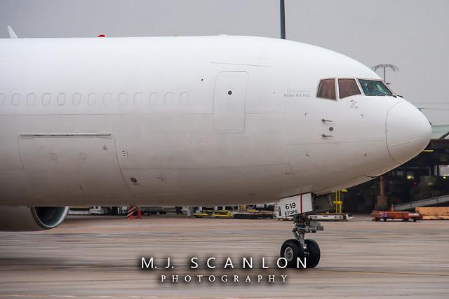 N1619A Amazon Prime Air | Boeing 767-3Y0(ER)(BDSF) | Memphis International Airport