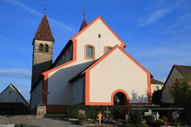 Reichenau Island, Basilica of Sts. Peter and Paul