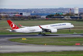 A350-941 MSN435 F-WZGZ