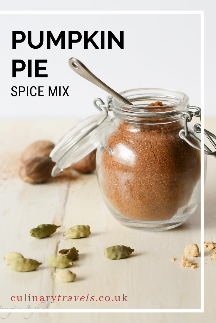How to make your own Pumpkin Spice!