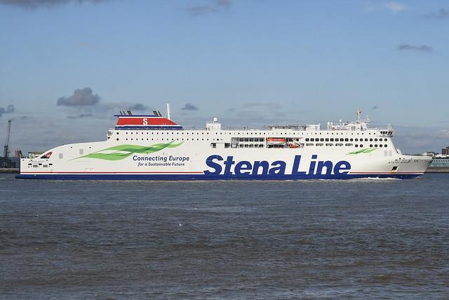 Stena Edda -- New Brighton -- 27-08-20