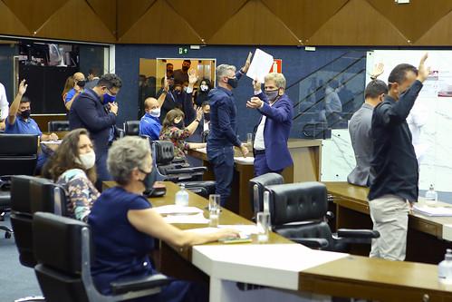 90ª Reunião Ordinária - Plenário