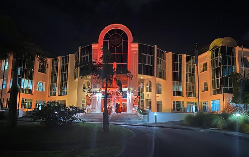 UN House Barbados