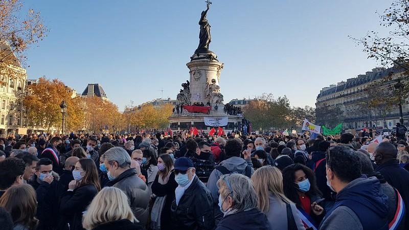 A République, soutien à l'Etat de droit - 28 novembre 2020