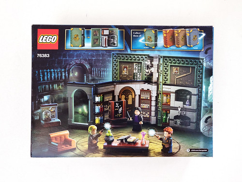 LEGO Harry Potter Hogwarts Moments: Potions Class (76383)