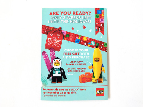 LEGO Store Christmas 2020 Flyer