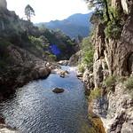 """Diaporama """"Départ du canyon de Lora et Radichedda - GR20"""""""