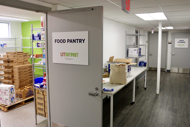 UT Outpost provides assistance to students facing food insecurity | 12.03.2020