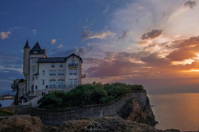 Casona en Biarritz