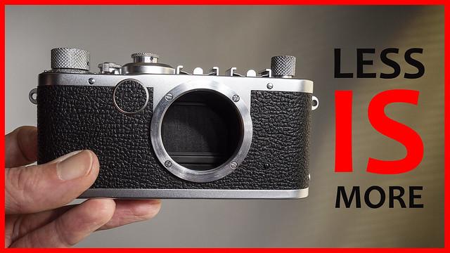 YouTube: Vintage Leica Ic Camera