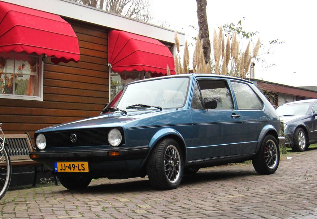 1983 Volkswagen Golf 1.5 C Automatic