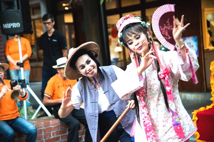 壯三新涼樂團將在12月19日與20日舉辦之「黃老爺的冬至派對」活動中演出桃花過渡。